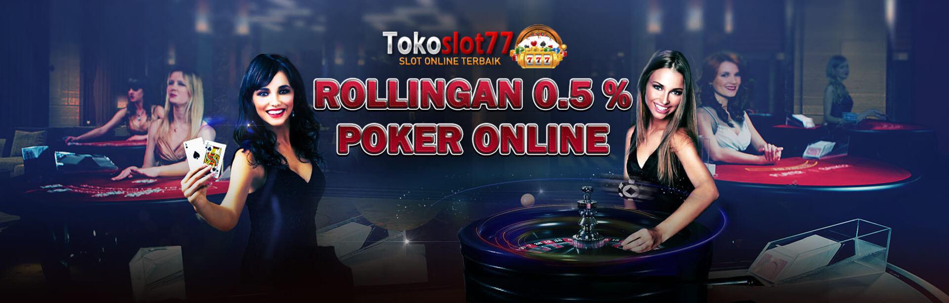 Bonus poker online tokoslot77