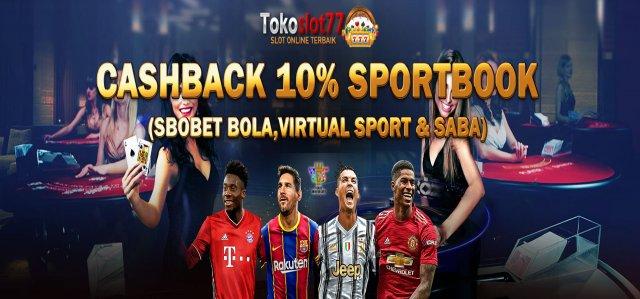 Bonus sport tokoslot77