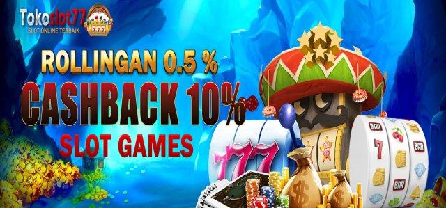 Bonus slot games tokoslot77